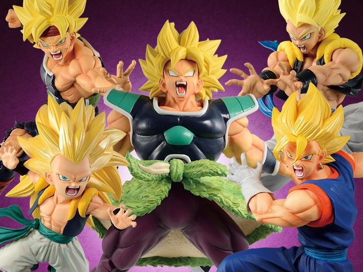 Dragon Ball Ichibansho Figures