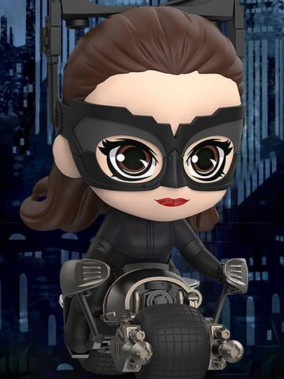 Cosbaby: Catwoman with Bat-Pod