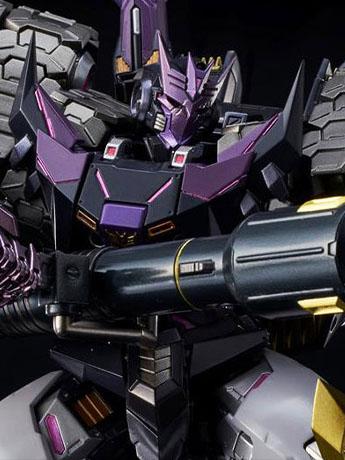 Transformers Kuro Kara Kuri #02 Tarn Figure
