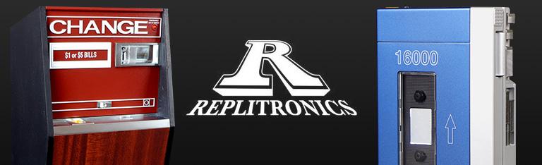 RepliTronics 1/6 Arcade Change Machine USB Charging Station & Hotline 16000 Power Bank