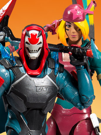 Fortnite Premium Action Figures
