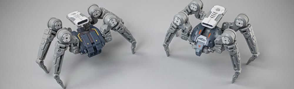 Astrobots Tarantula & Wasp Two-Pack