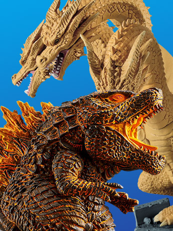 In Stock: Godzilla: King of the Monsters Deforume