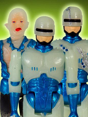 ReAction Figures: RoboCop, Halloween, Chucky, NBX