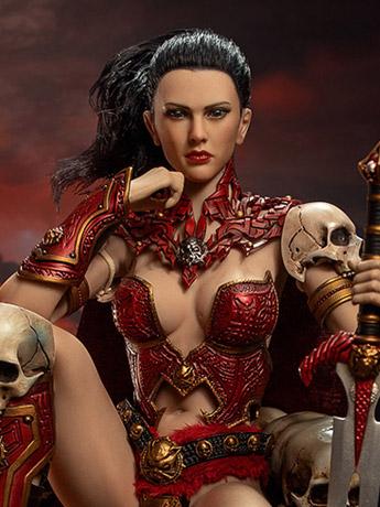 TBLeague Sariah, the Goddess of War 1/6 Scale Figure