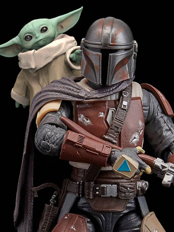 The Mandalorian Figures & More!
