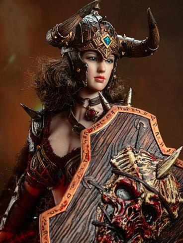 TBLeague Viking Woman 1/6 Scale Figure