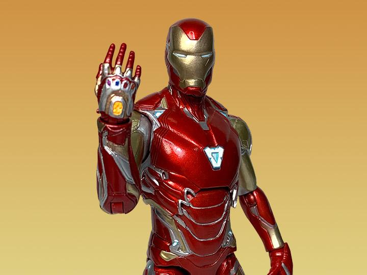 In Stock: Avengers: Endgame Select Iron Man