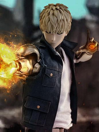One-Punch Man Genos (Season 2) 1/6 Scale Figure
