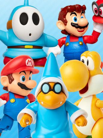 "World of Nintendo 4"" Wave 19"