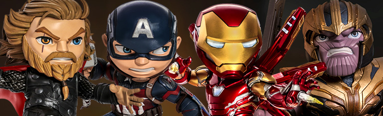 Avengers: Endgame Mini Co. Figures