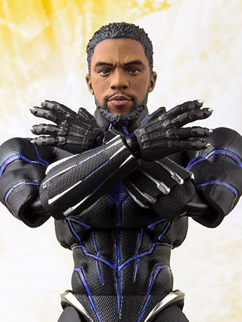 In Stock: Infinity War S.H.Figuarts Black Panther King of Wakanda