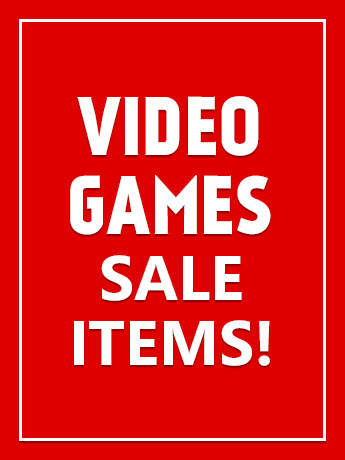 Video Games Sale Items