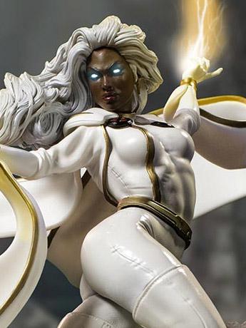 X-Men Battle Diorama Series Statues