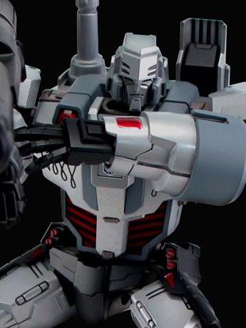 Transformers Furai 14 Megatron (IDW Ver.) Model Kit