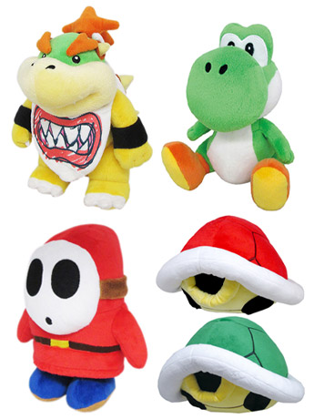 Nintendo & Anime Plushies