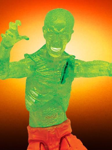 Vitruvian H.A.C.K.S. Series Z Irradiated Zombie