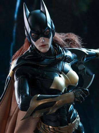 Hot Toys Arkham Knight Batgirl 1/6 Scale Figure
