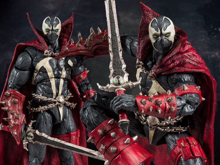 Mortal Kombat XI Spawn Action Figure