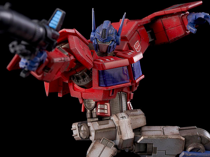 In Stock: Flame Toys Transformers