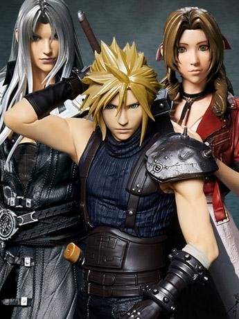 Final Fantasy VII Remake Statuettes