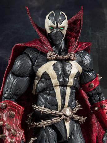 Mortal Kombat XI Spawn Action Figure