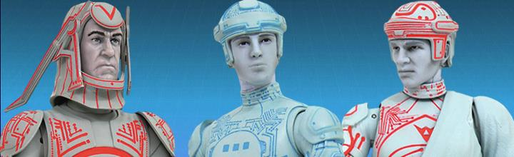 In Stock: Tron Select Wave 1