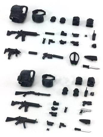 1/12 Scale Figure Accessories