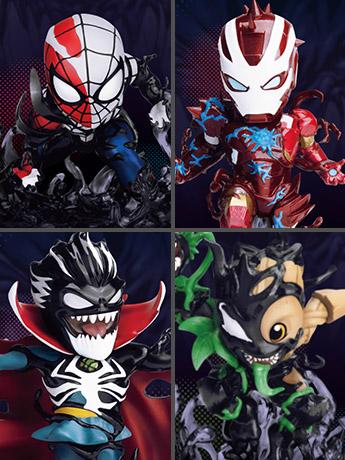 Spider-Man: Maximum Venom Mini Egg Attack