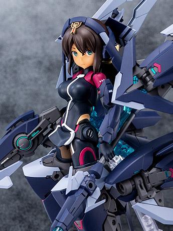 Alice Gear Aegis Megami Device Sitara Kaneshiya (Tenki Ver.) Model Kit