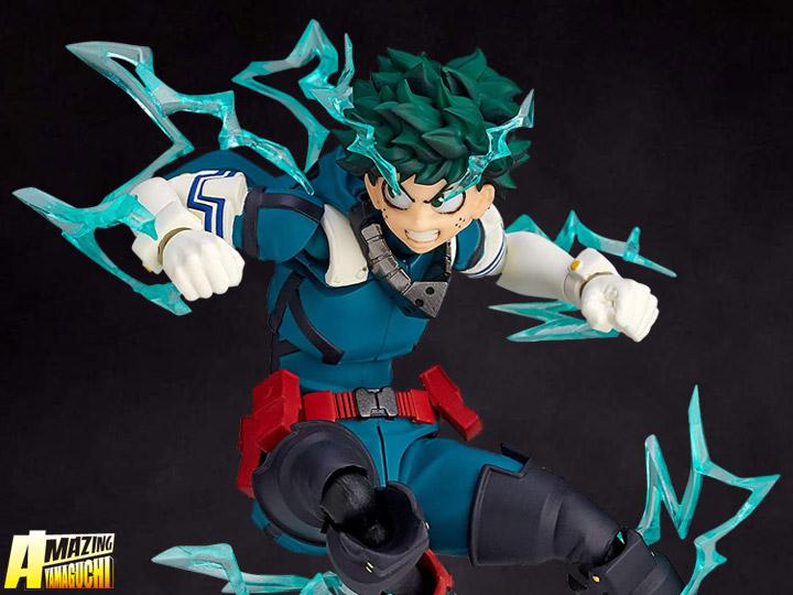My Hero Academia Amazing Yamaguchi Revoltech No.018 Izuku Midoriya
