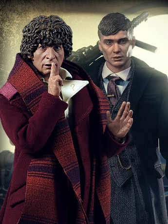 BIG Chief Studios 1/6: Peaky Blinders & Doctor Who