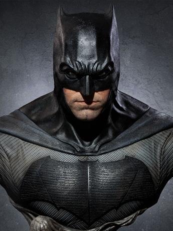 Justice League Batman Life-Size Bust