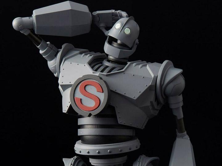 The Iron Giant Riobot Iron Giant