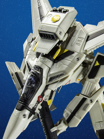 Macross Saga Retro Transformable Collection