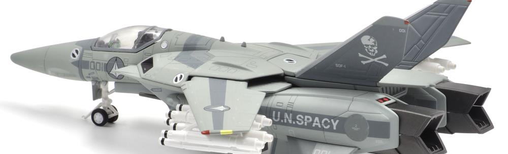 Macross Valkyrie 1/72 Scale Models