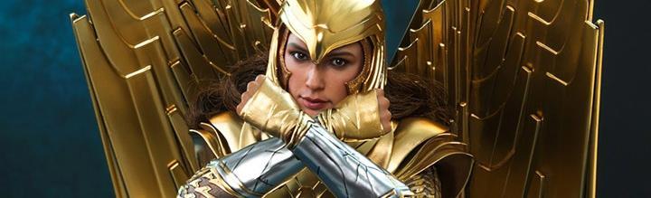 Hot Toys Golden Armor Wonder Woman