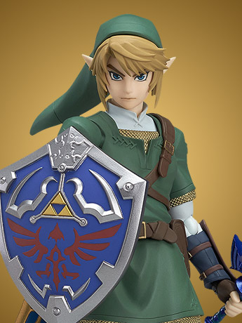 The Legend of Zelda figma Link (Twilight Princess)