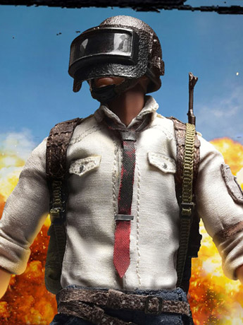 PlayerUnknown's Battlegrounds 1/12 Scale Figures