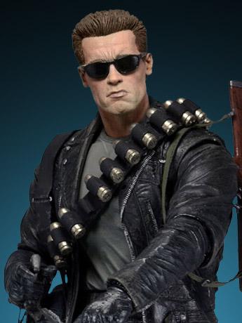 NECA Terminator Restocks