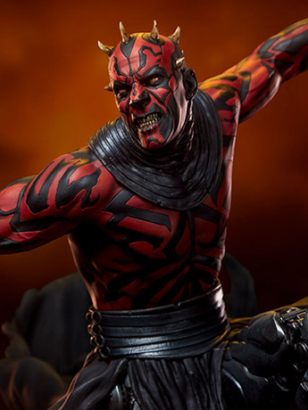 Star Wars Mythos Collection Darth Maul Statue