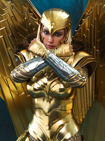 Hot Toys Golden Armor Wonder Woman