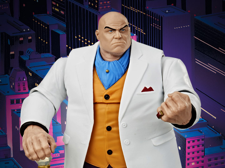 Spider-Man Marvel Legends Retro Collection Marvel's Kingpin