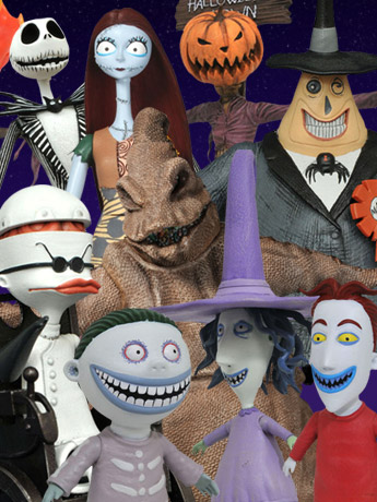 The Nightmare Before Christmas Select
