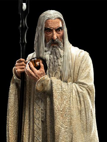 Lord of the Rings Saruman Miniature Figure