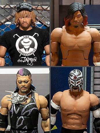 New Japan Pro-Wrestling Ultimates Wave 2