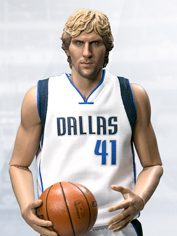 NBA Real Masterpiece Dirk Nowitzki