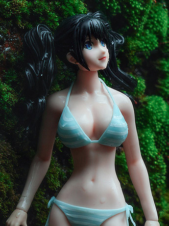 TBLeague 1/6 Female Anime Bodies