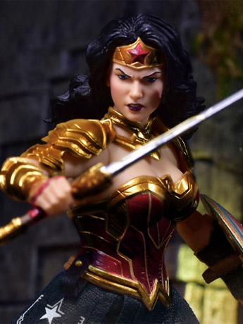 DC One:12 Collective Wonder Woman