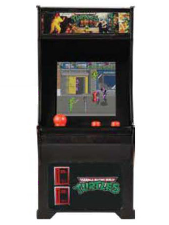 Tiny & Micro Arcades - TMNT & More